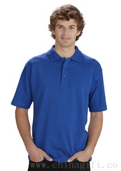 Promotional combed cotton polo mens images