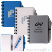 Scribe Spiral Notepad With Pen images