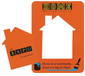 House Shaped Photo Magnet small picture