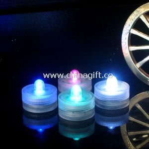 Multicolor Led Flashing Cup Rotate candle