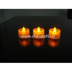 Yellow Led Flashing candle