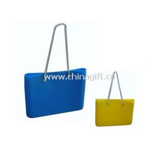 Female Candy Tote Silicone Handbag