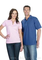 Promotional short sleeve oceana polo images