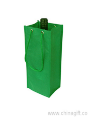 Non Woven Single Bottle Bag images
