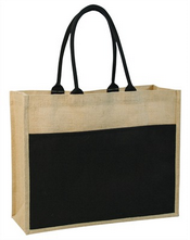 Contrast Eco Bag images