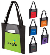 Front Pocket Tote Bag images
