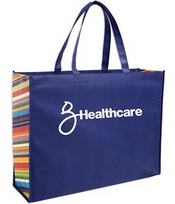 Rainbow Polypropylene Carry Bag images
