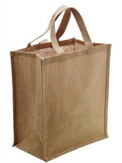 Supermarket Jute Bag images