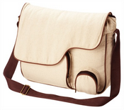 Urban Style Canvas Satchel images