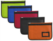Zippered Business Document Bag images
