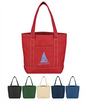 Coloured Yacht Tote small picture