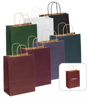 Matte Paper Shopping Bag images