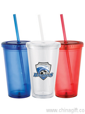 Double-walled Acrylic Tumbler images