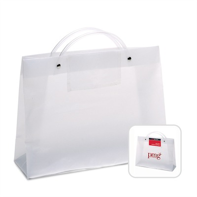 Aries Plastic Frosted Bag