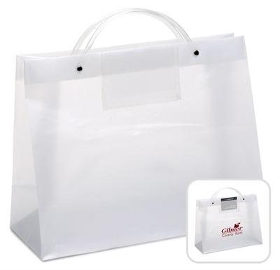 Boutique Plastic Carry Bag