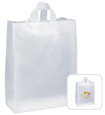 Kalani Plastic Frosted Bag