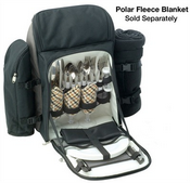 Four Setting Picnic Backpack images