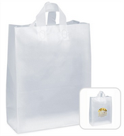 Kalani Plastic Frosted Bag images