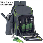 Large Capacity Picnic Backpack images