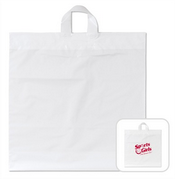 Large Plastic Carry Bag images