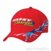 Splash Heavy Brushed Cotton Cap images