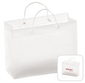 Fleur Plastic Frosted Bag small picture