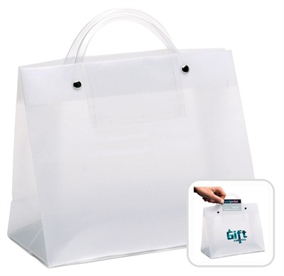 Taurus Plastic Shopping Bag