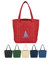 Coloured Yacht Tote images