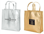 Metallic Tote Bag images