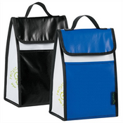 Laminated Lunch Cooler Bag images