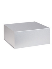 Flat pack magnetic box - large images