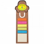 Car Bookmark/ Ruler with Noteflags images