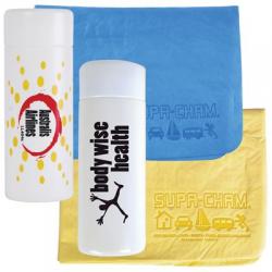 Supa Cham Chamois/Body Towel In Tube