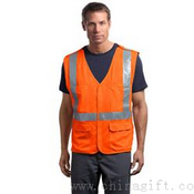 Cornerstone ANSI Class 2 Breakaway Mesh Safety Vest images