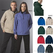Mens Techno Lite Rain Jacket with Hood images