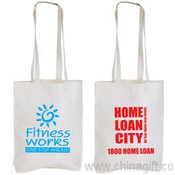 Long Handle Bamboo Conference Bag 100 gsm images