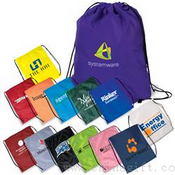 High Strength Drawstring Backpacks images