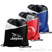 Pennant Drawstring Backpacks & Bags images