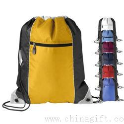 Triad Drawstring Backpacks