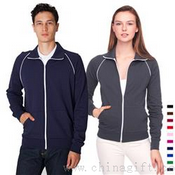 American Apparel California Fleece Track Jacket images