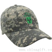 Digital Camouflage 6 Panel Cap images