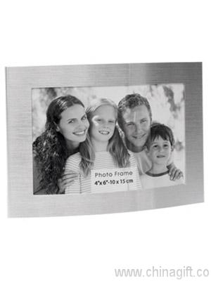 Arc matt black photo frame