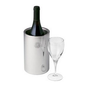 Stainless Steel Wine Bottle Cooler images