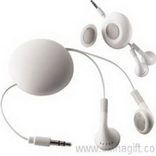 Retractable Earphones images