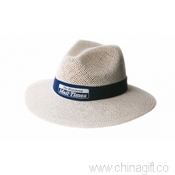 Madrid Style String Straw Hat images