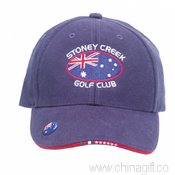 Structured  Cap With Magnetic Ball Marker images