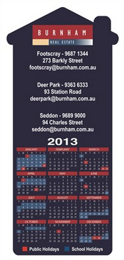 Calendar Fridge Magnet images