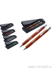 Aluminium writing set images
