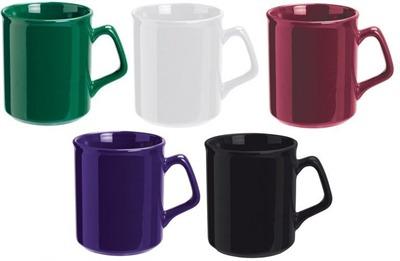 Lipped Coffee Mug