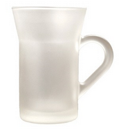 Tall Frosted Mug images